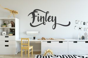 Boys Name Wall Sticker