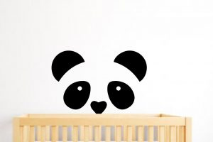 Panda Nursery Wall Sticker
