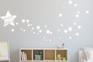 Shoot For The Stars Wall Sticker