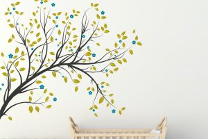 Blossom Tree Wall Stickers