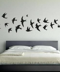 Swallow Bird Wall Sticker