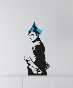 Dot Dot Dot Napoleon Wall Sticker