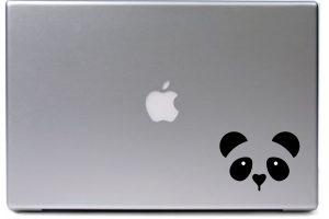 Small Panda Sticker