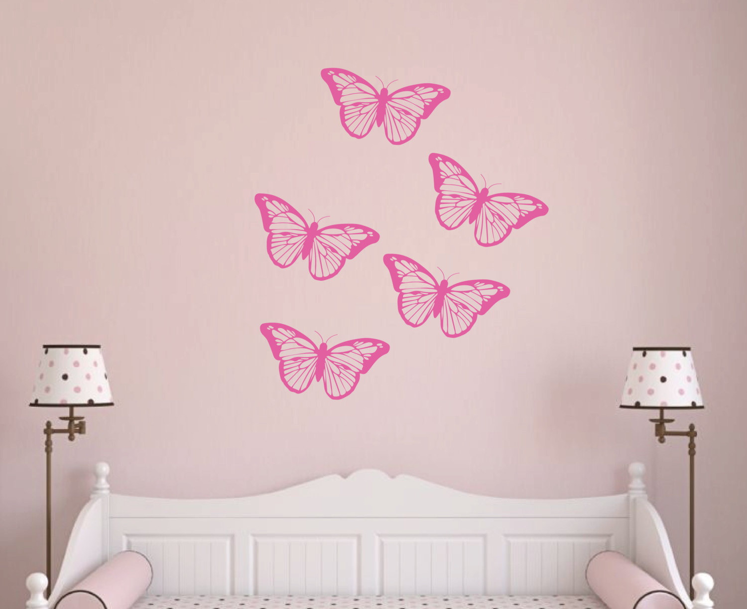 Awesome Butterfly Wall Stickers ...