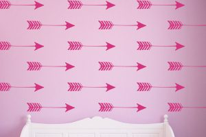 Large Arrow Wall Stickers