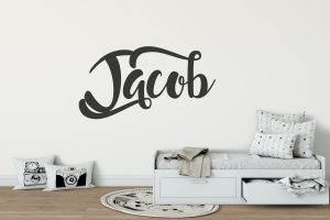 Font 1 Boys Wall Stickers