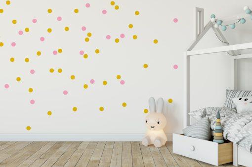 Confetti Wall Stickers