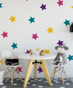 Bright Star Wall Stickers