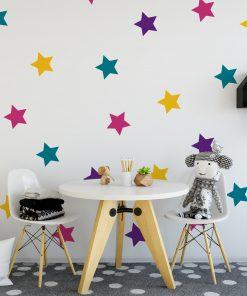 Bright Star Wall Stickers