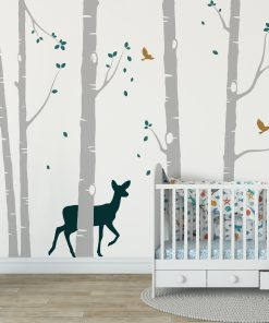 Nature | Trees | Birds Stickers