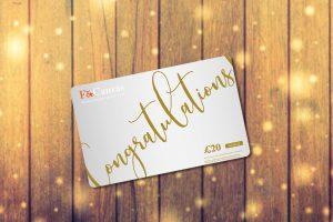 Congratulations Gift Card